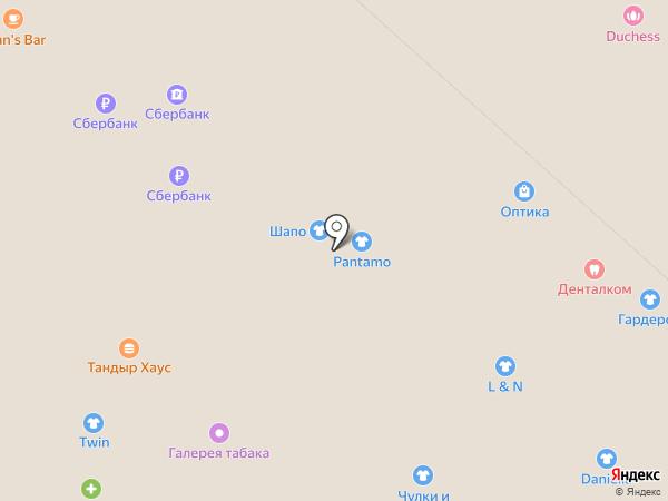 Loo Loo на карте Липецка