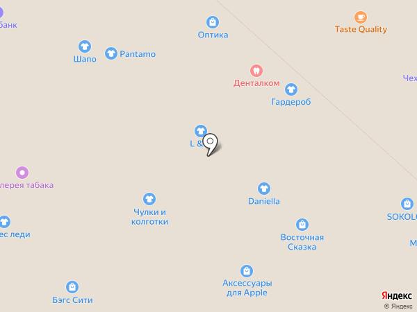 Annette на карте Липецка