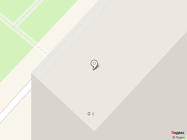Рубин на карте Липецка