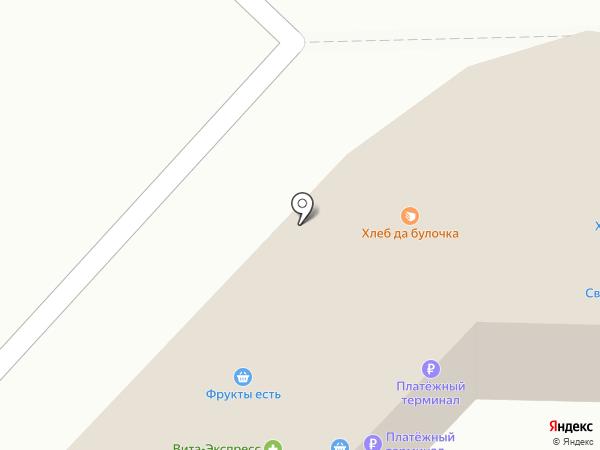 Свой путь на карте Липецка
