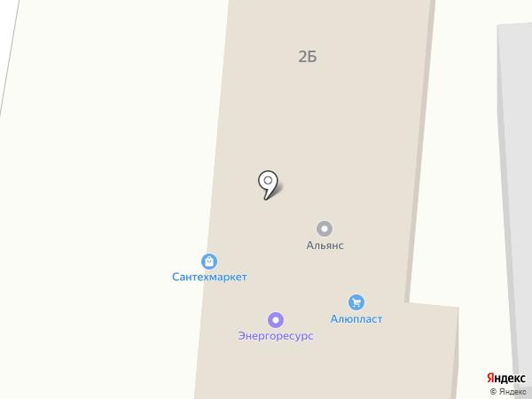 METALL GRUPP на карте Липецка