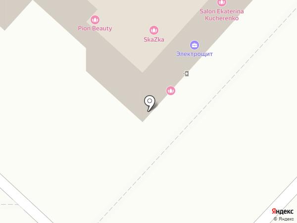 Межрегионтранс на карте Липецка