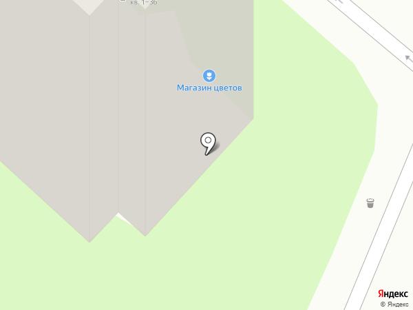 Дарья на карте Липецка