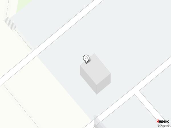 Сегмент на карте Липецка