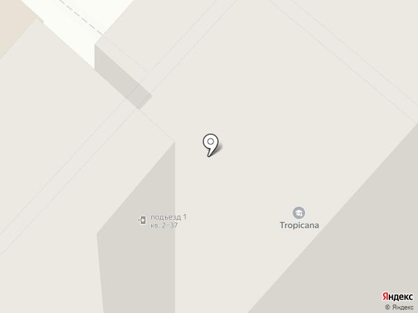 Компьютерная клиника №484 на карте Липецка