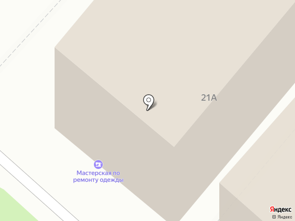 Ковровый сервис на карте Липецка