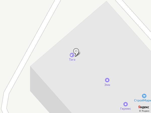 АгроСтрой на карте Липецка