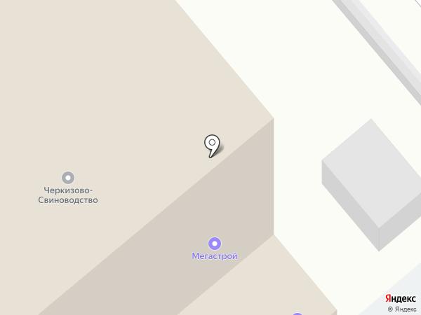 Safari fitness на карте Липецка