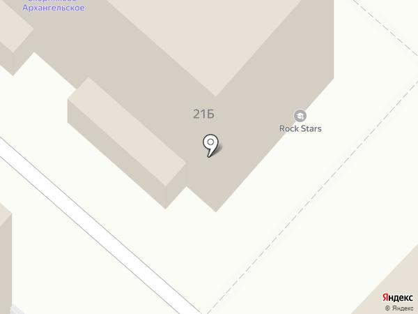 Rock Star School на карте Липецка