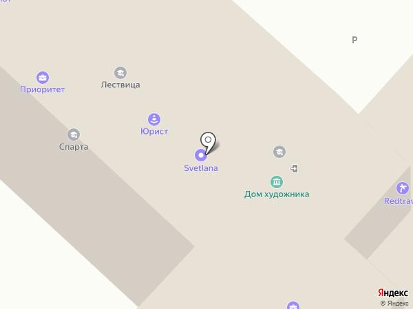 PANDA на карте Липецка