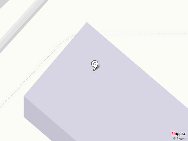 Лествица на карте Липецка