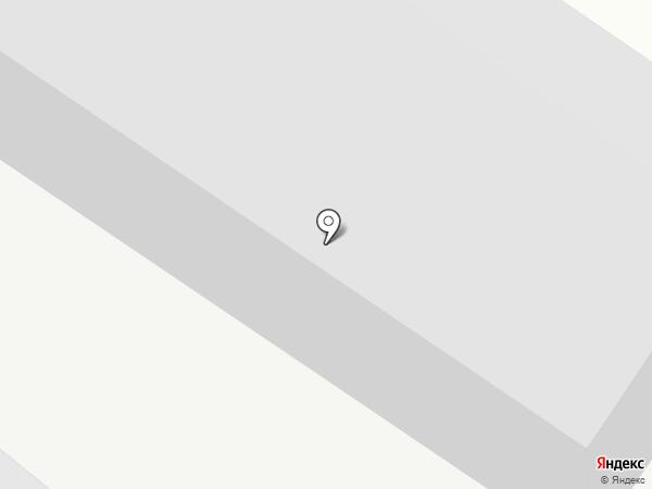 Красная строка на карте Липецка