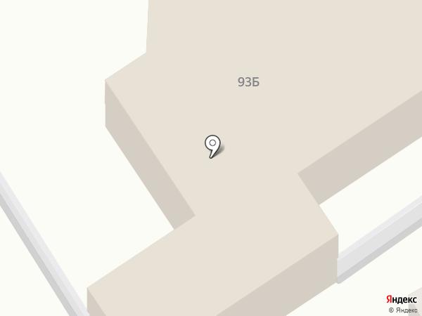 Старая мельница на карте Липецка