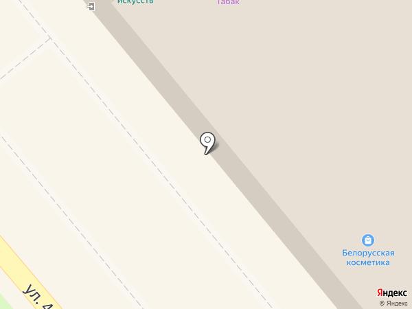 Багетная мастерская на карте Липецка