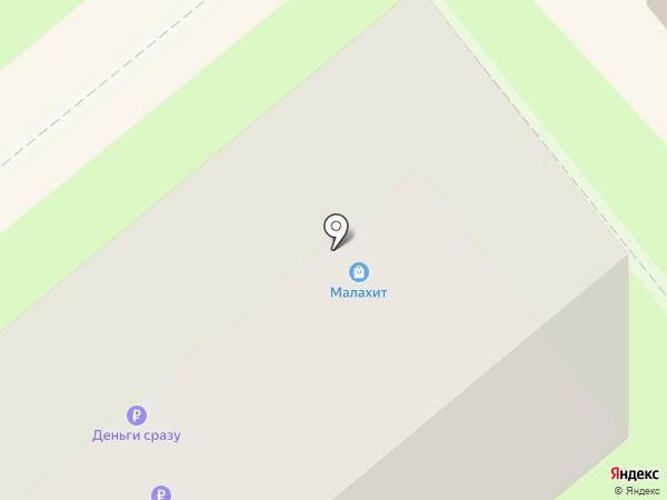 Элит на карте Липецка