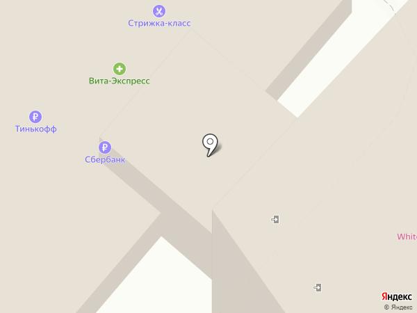 Лавка камней на карте Липецка