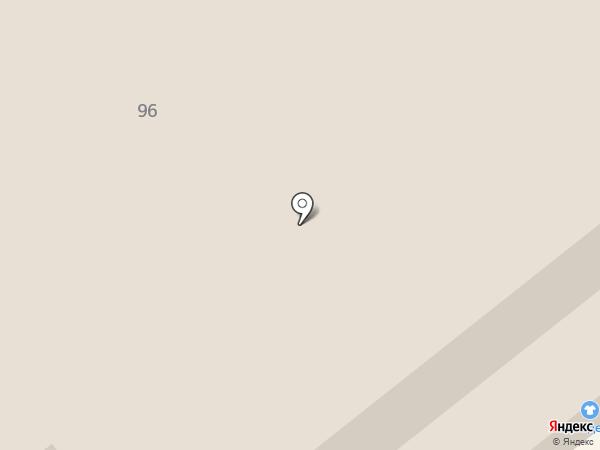 Пекарня №1 на карте Липецка