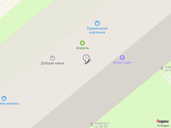 Джинсclub на карте Липецка