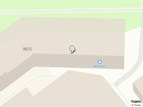 Штурм на карте Липецка