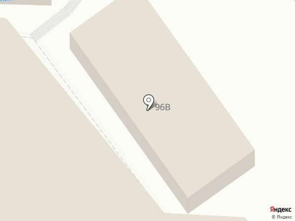 Магазин сантехники на карте Липецка
