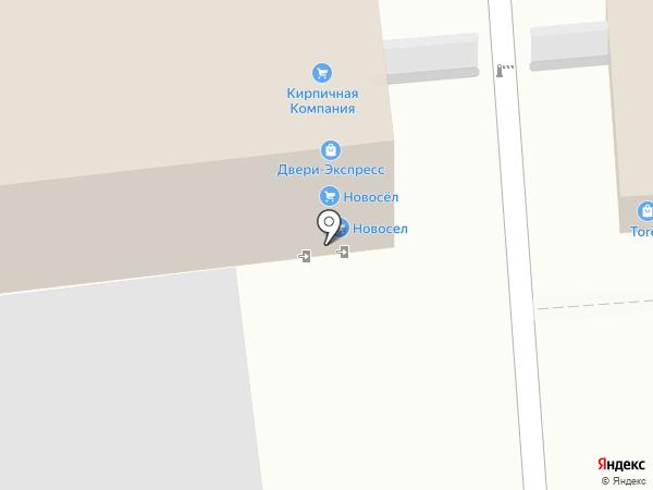 Вент Фасад на карте Липецка