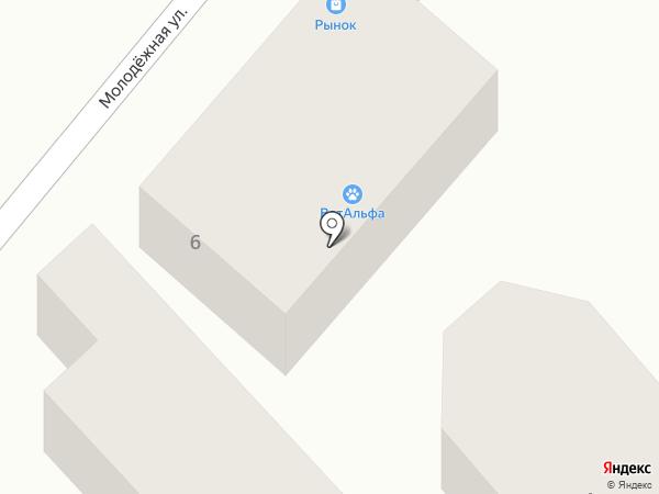 Натали на карте Сочи
