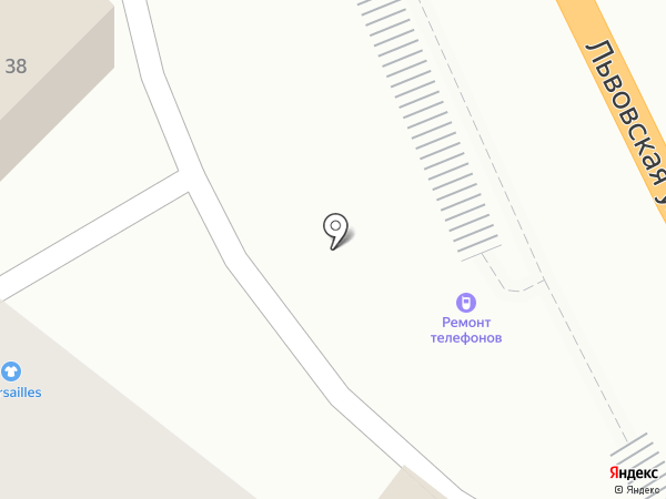 Билайн на карте Сочи