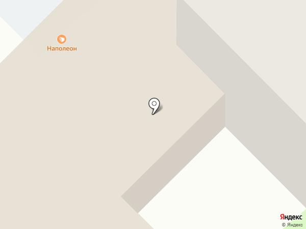 Фемида-Аудит на карте Липецка
