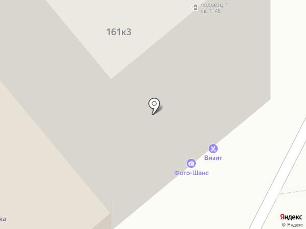 Интер на карте Липецка