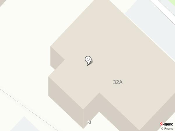 Жар-Птица на карте Липецка