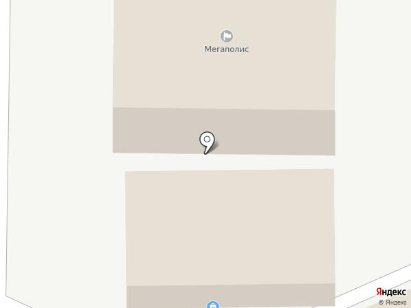 EXPERT на карте Липецка