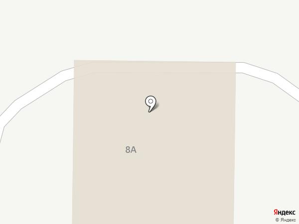 АТИ Липецка на карте Липецка