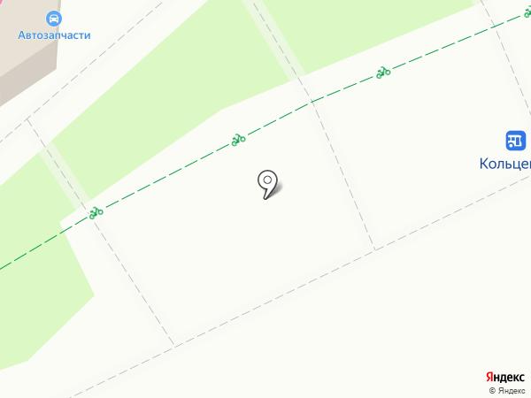 Киоск по продаже мороженого на карте Липецка