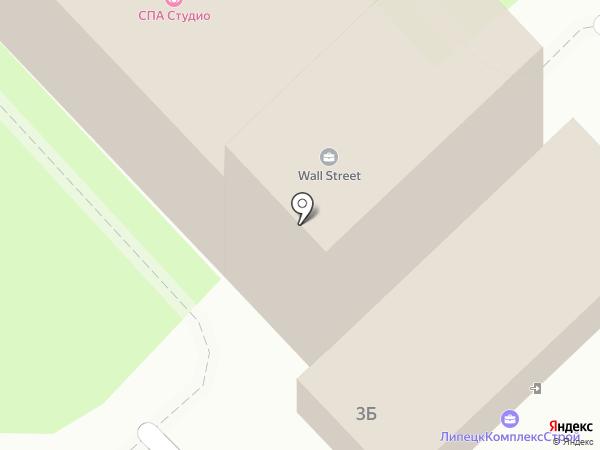 Боско на карте Липецка