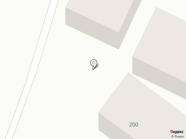 Золотая лоза на карте Сочи