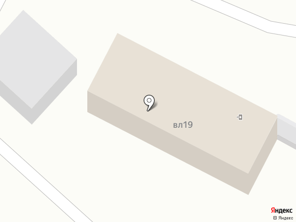 Шиномонтажная мастерская на карте Липецка
