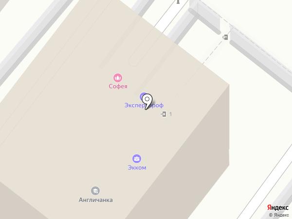 Аурига Транс на карте Липецка