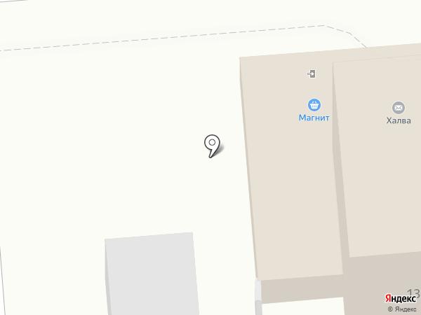 Аньшань на карте Липецка
