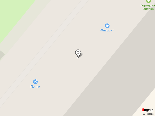 Магазин сумок на карте Липецка