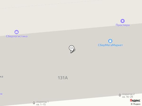 ЛифтСервис на карте Липецка