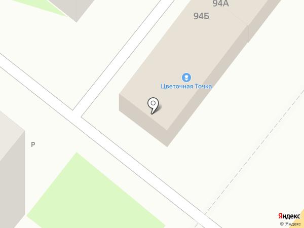 Моршанский купец на карте Липецка