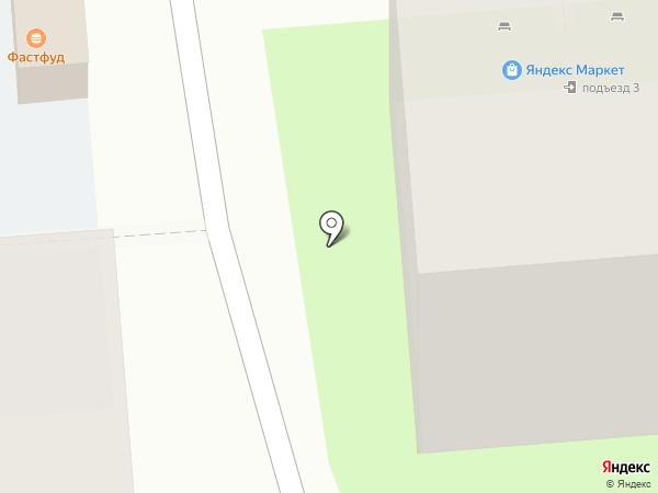 Аптечный пункт на карте Липецка