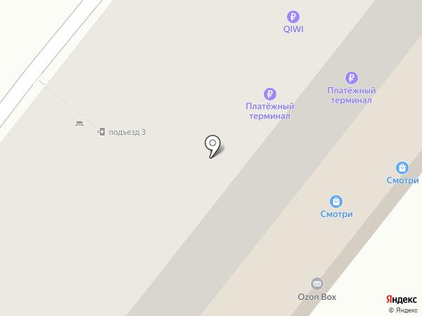 Автопам 48 на карте Липецка