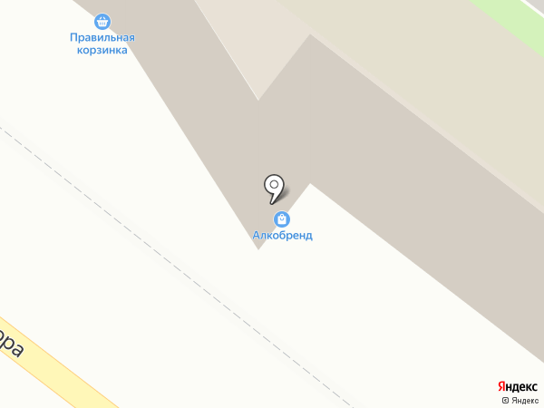 Beertown на карте Липецка