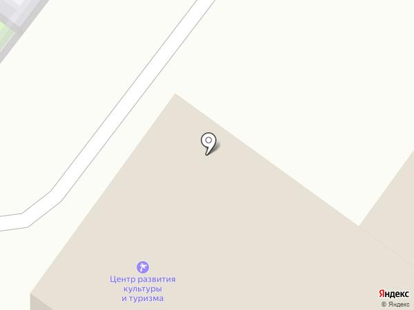 Областной центр событийного туризма на карте Липецка