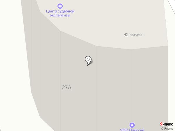 Эни на карте Липецка