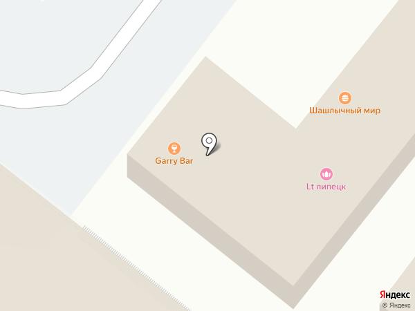 Garry на карте Липецка