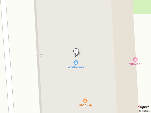 Мини Стиль на карте Липецка