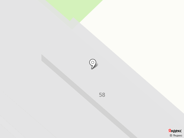 Золотой карась на карте Липецка