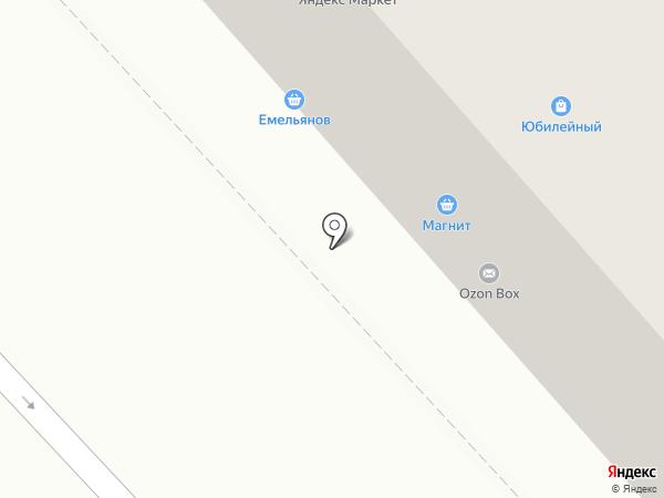 Магазин кожгалантереи на карте Липецка